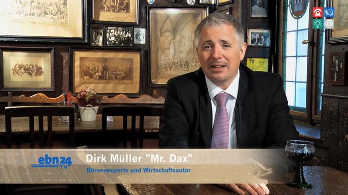 Aus dem Roten Ochsen für die Metropolregion: Dirk Müller im neuen Imagefilm von ebn24TV