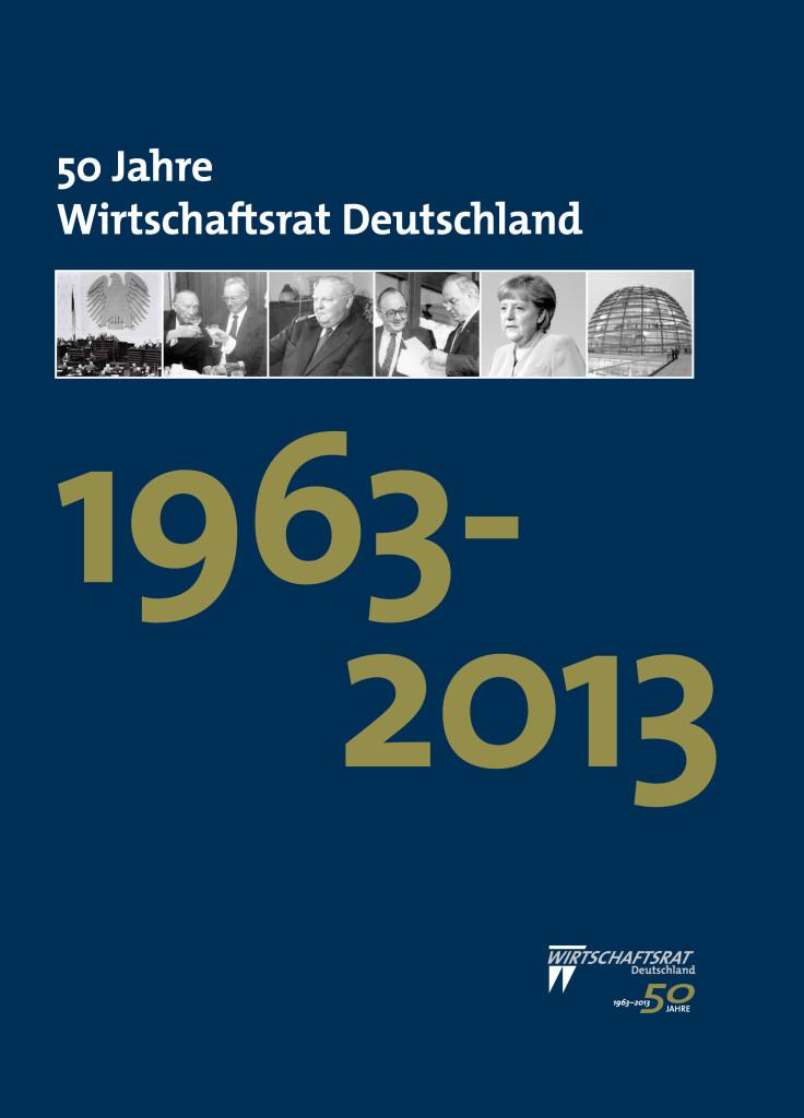 Titel - 50 Jahre Wirtschaftsrat - Band 2