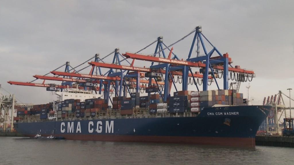 Hamburger Hafen (c) ebn24TV